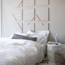 Bedroom: Stylish Wooden Headboard Ideas - DIY Headboard