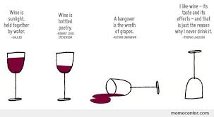 Wine Quotes Awesome Wine Quotes By Ben Meme Center