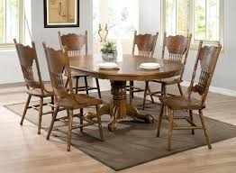 dining tables 6 chairs solid oak round dining table 6 chairs lovely dining room chair sets