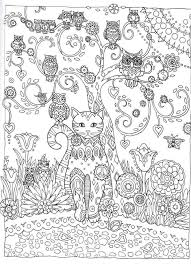 Being a social creature, it enjoys the company of new creatures in the surroundings. Cat Coloring Pages Coloring Rocks