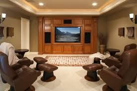 Small Picture DIY home theater design idea Home Decor Blog
