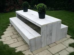outdoor furniture pallets. Pallet Garden Table Furniture Made From Pallets Instructions Outdoor