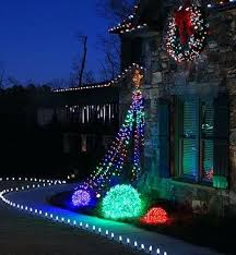 outdoor holiday lighting ideas. Outdoor Christmas Lights Ideas Holiday Light Decorating . Lighting E
