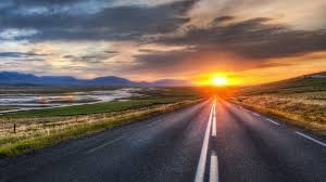 Image result for image of wide open road
