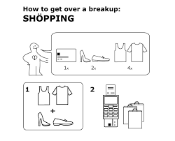 Ikea Instruction Manuals Ikea Inspired Manuals Will Teach You How To Get Over A Breakup