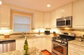 Remodeled Kitchens With White Cabinets Awesome Design