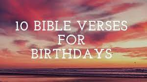 Kerala's no 1 malayalam quotes downloading website. 10 Bible Verses For Birthday Cards Youtube