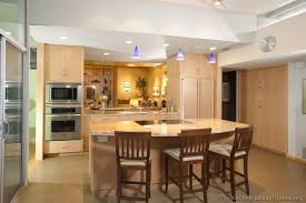 Small Picture Modern Light Wood Kitchen Cabinets Pictures Design Ideas