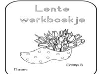 123 Lesidee Gr34 W Lente Boek