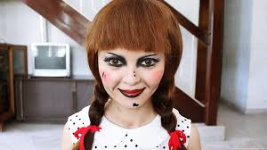 annabelle doll makeup images