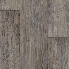 trafficmaster barnwood oak grey 13 2 ft wide x your choice length residential vinyl sheet flooring