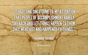Leonardo Da Vinci Quotes Interesting GENIUS Leonardo Da Vinci Quote