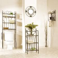 wrought iron bathroom shelf. Artistic Wrought Iron Bathroom Accessories Unique Southern Enterprises 3 At Shelf L