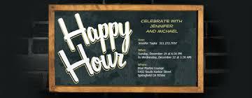 Happy Hour Invitation Template Attractive Happy Hour Invitation Template Model Inspirational Happy