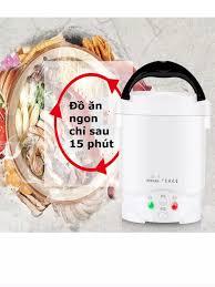 Noi Com Dien Mini Nồi Cơm Điện Giá Rẻ Nồi cơm điện 1 lít đa năng và Tiện  Dụng Hộp Đựng Cơm Văn Phòng Camen Giữ Nhiệt