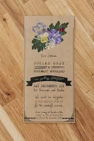 best 20 homemade wedding invitations ideas on pinterest no signup Homemade Photo Wedding Invitations handmade pressed flower wedding invitations by foxandfoal on etsy, $5 95 Printable Wedding Invitations