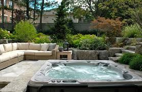 Backyard Jacuzzi 63 Hot Tub Deck Ideas Secrets Of Pro Installers Designers