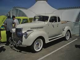 1946-7 Chev series 13 Holden body Coupe Ute. | Chevs in Australia ...