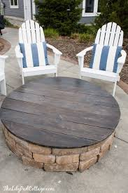 diy fire pit table awesome 468 best home backyard images on of 20 best of