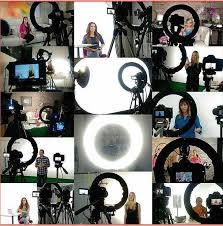 ring light for makeup. these are just a few of the video shoots that i\u0027ve worked on recently and one thing is always set stellar lighting systems diva ring light for makeup o