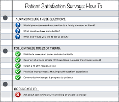 Satisfaction Survey Report How You Can Use Patient Satisfaction Surveys To Improve