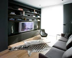 bachelor pad furniture. bedroom new design zebra rug decoration for stylish bachelor pad to make comfortable modern living room colors furniture masculine decor