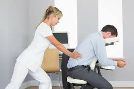 person office. Office Massage Person Y