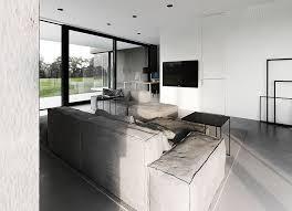Interior Design Inspiration Mesmerizing Projekt Wnetrz Domu Jednorodzinnego Rhouse Pabianice TAMIZO