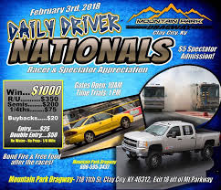 daily driver nationals february 3rd