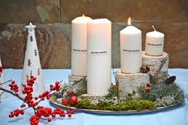 Advent Wreath Decorations Happy Third Advent Finally I Present Our Modern Advent Wreath