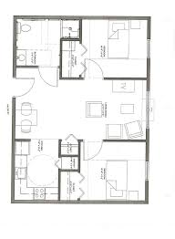 two bedroom flat design plans 2 apartments floor photos and 1