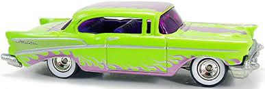 57 Chevy Bel Air – 80mm – 2004 | Hot Wheels Newsletter