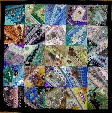 Button Quilt crazy quilting http://www.kittyandmedesigns.blogspot ... & Button Quilt crazy quilting http://www.kittyandmedesigns.blogspot.com/ Adamdwight.com