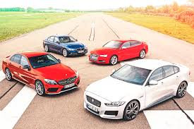 BMW Convertible bmw vs mercedes drift : Group test 2015 Jaguar XE S against 2015 Mercedes-Benz C450 AMG ...