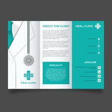 healthcare brochure templates free download informational brochure templates free medical brochure template