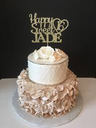 Sweet Sixteen Cakes Tips For Beautiful Sweet 16 Birthday Cakes Tips
