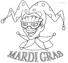 Small Picture Printable Mardi Gras Coloring Pages For Kids Cool2bKids