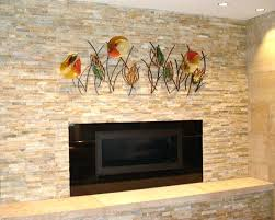 metal glass wall art custom made blown glass fused glasetal wall art large metal