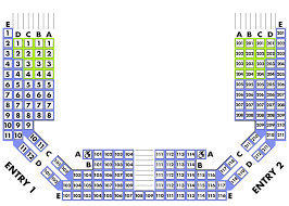 Seating Chart Tickets