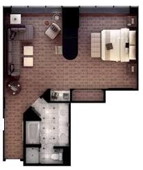Mgm Signature One Bedroom Balcony Suite Floor Plan Home Decorating Ideas Home Decorating Ideas Thearmchairs