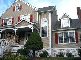 houses with red shutters yellow houses with red doors yellow front doors painted best black yellow