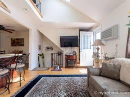New York Living Room New York Roommate Room For Rent In Queens 2 Bedroom Duplex