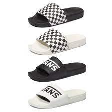 Vans รองเท้าแตะ Slide-On / Slide-On Checkerboard (4แบบ)