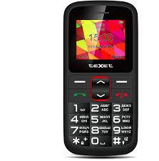 Кнопочный мобильный <b>телефон Texet TM</b>-<b>B217</b>: где купить, цены ...