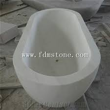 natural guangxi white marble bath tubs marble spa tub hot tub marble baby bath tub stone baby bathing tub