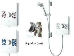 electronic shower system showers electric spares breakdown diagram systems moen electron