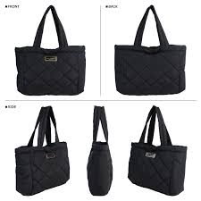 Sugar Online Shop | Rakuten Global Market: Mark Jacobs MARC JACOBS ... & Mark Jacobs MARC JACOBS bag tote bag Lady's QUILTED NYLON SMALL TOTE  M0011323 black [6 Adamdwight.com