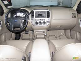 2003 Ford Escape Limited Interior Color Photos | GTCarLot.com