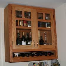 thefrankes com oak liquor wine cabinet