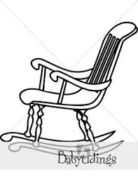 rocking chair drawing easy. chair%20clipart%20black%20and%20white rocking chair drawing easy a